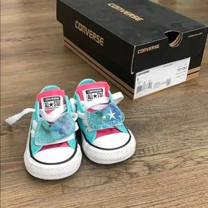 Converse Shoes - Like new toddler converse